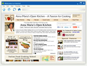 Anna Maria's Open Kitche If you like Italian Food this is the site for you!