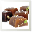 Das Food's fleur de sel handmade caramels