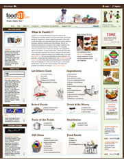 Food411 New Site